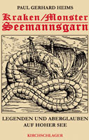 Kraken, Monster, Seemanngarn