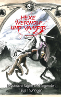 Hexe / Werwolf und Vampir